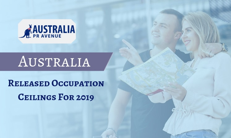 Australia has released occupation ceilings for skilled